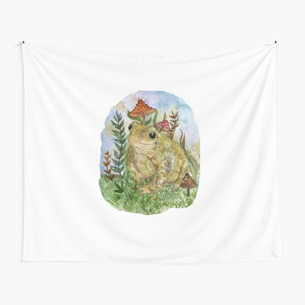 Forest toad Tapestry