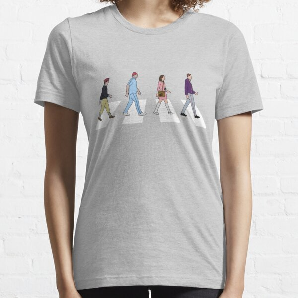 Wes Anderson Road Essential T-Shirt