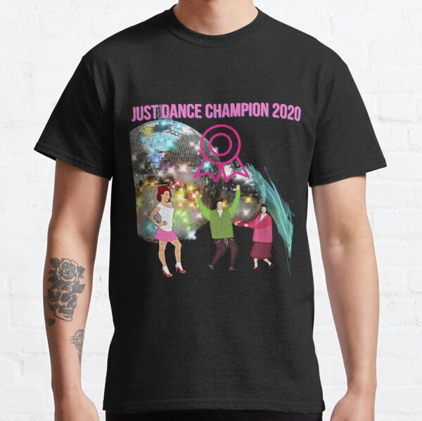 Just Dance 2020 T Shirts Redbubble Make social videos in an instant: redbubble
