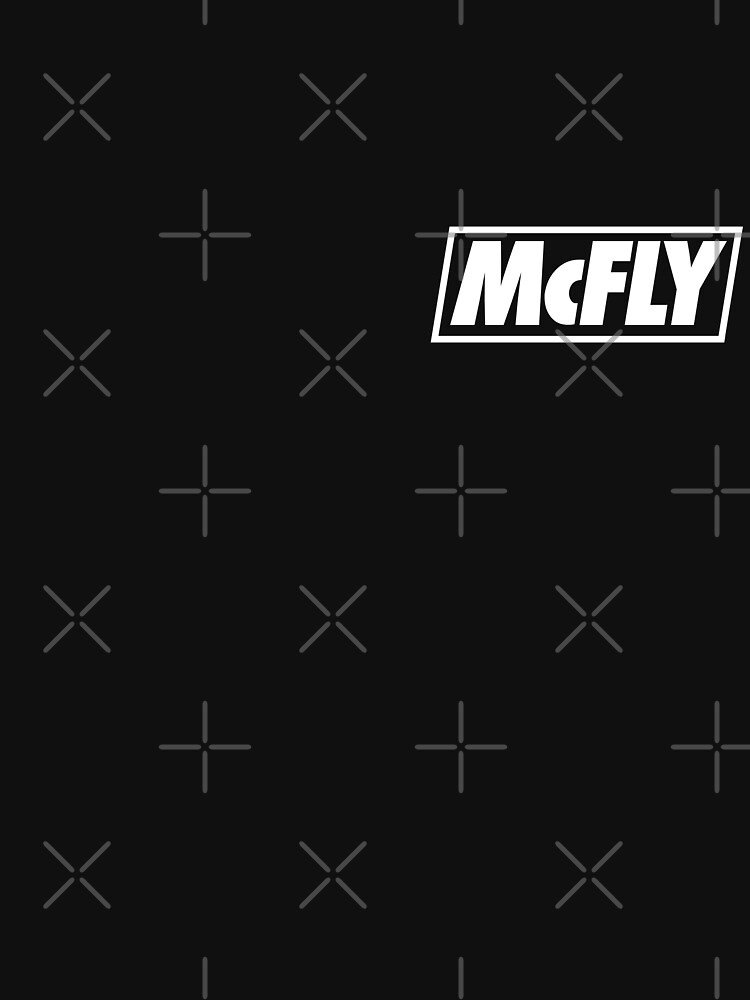 mcfly new logo 2020 in white young dumb thrills by ultraviolet92
