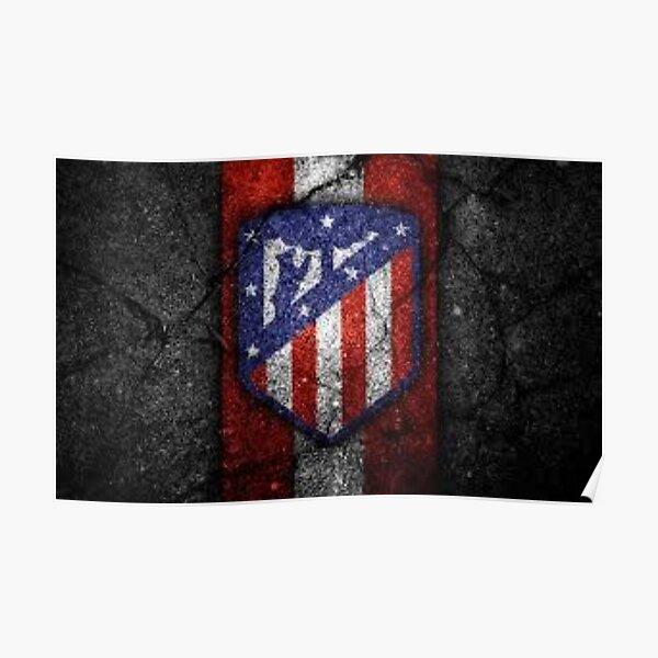 Atletico Madrid Póster