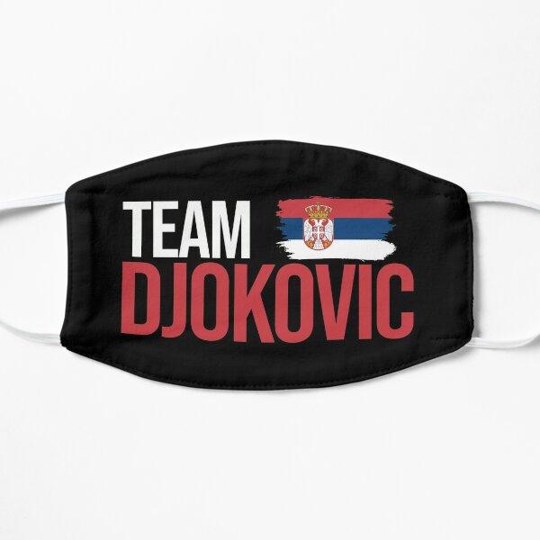 Équipe Djokovic Masque sans plis