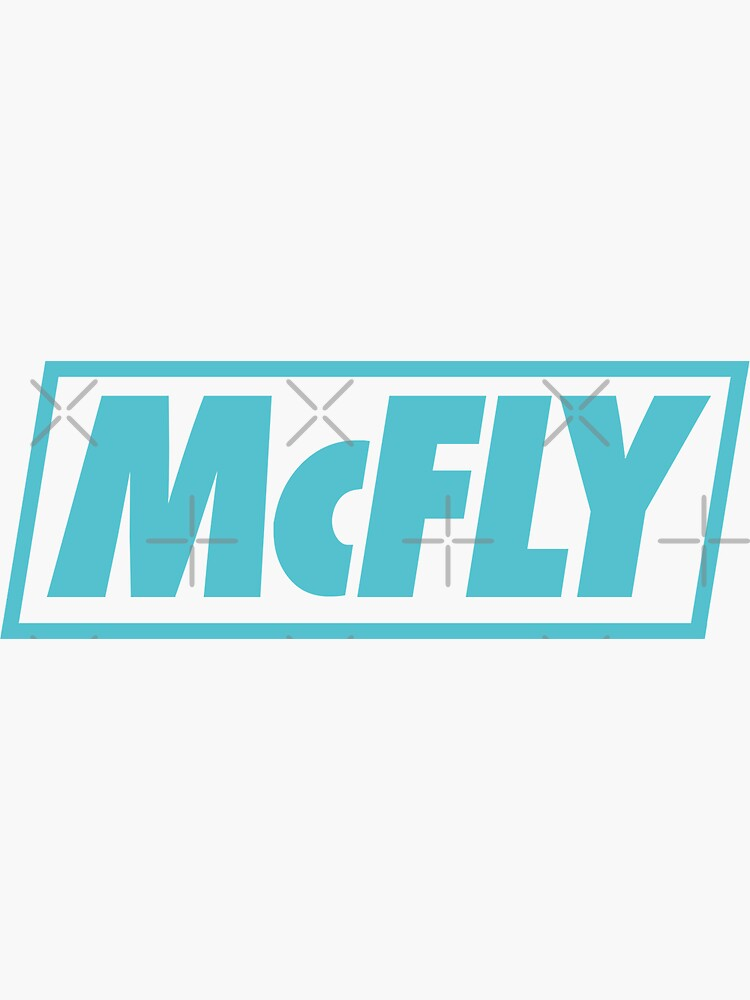mcfly new logo 2020 in teal young dumb thrills 2 by ultraviolet92