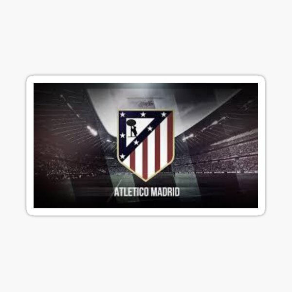 Atletico Madrid Pegatina