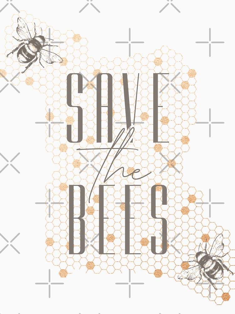 Save the Bees by OrenjiDesign