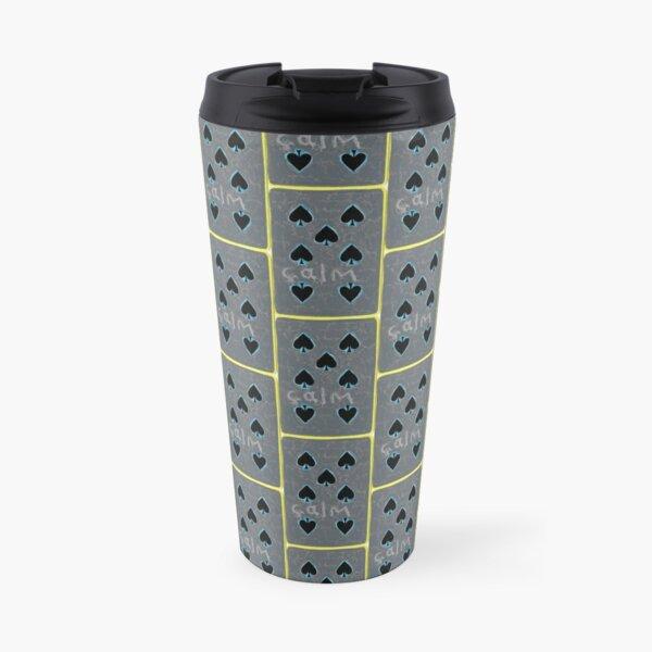 The 7 of Spades Travel Mug