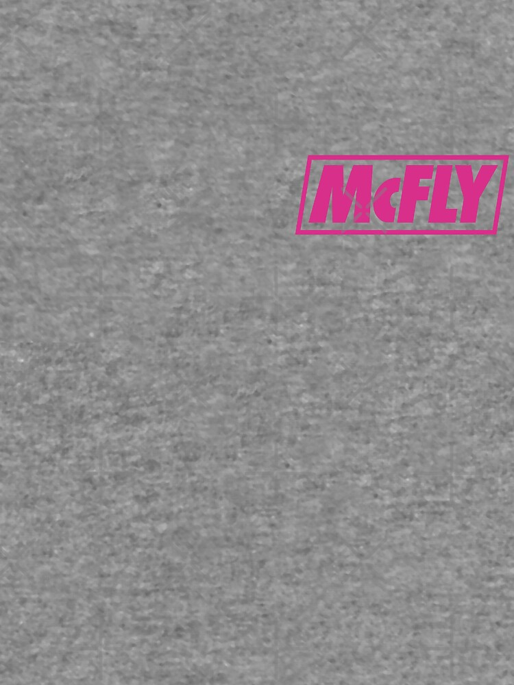 mcfly new logo 2020 in pink young dumb thrills  by ultraviolet92