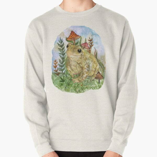 Forest toad Pullover Sweatshirt