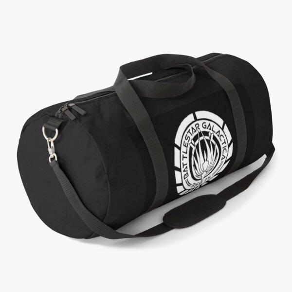 Battlestar Galactica Logo Duffle Bag