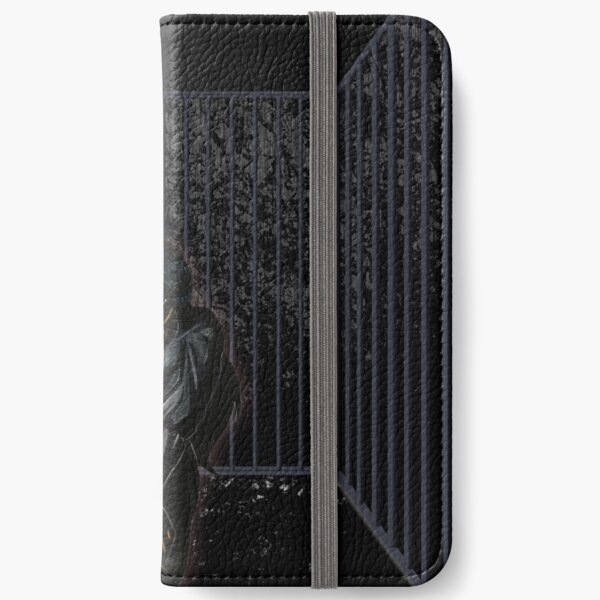 Issue 3 Art iPhone Wallet