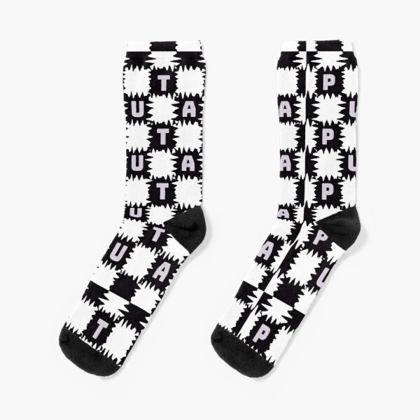 TAPU tatupu, whore Socks