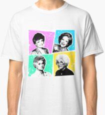 Goldene Mädchen POP! Classic T-Shirt