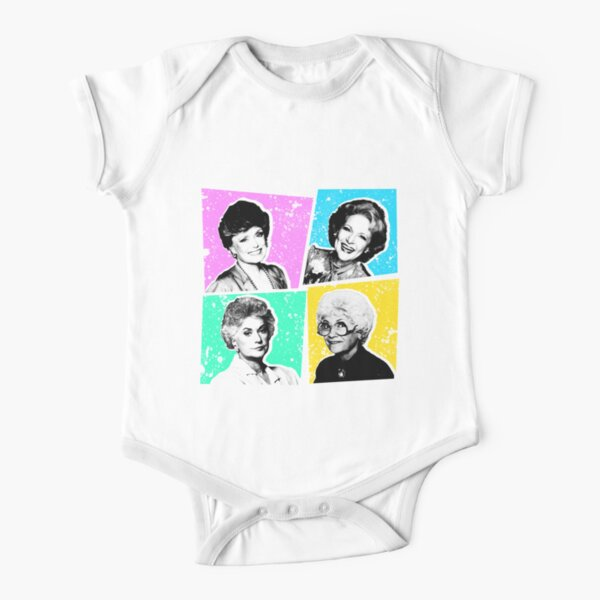 Golden Girls POP! Short Sleeve Baby One-Piece