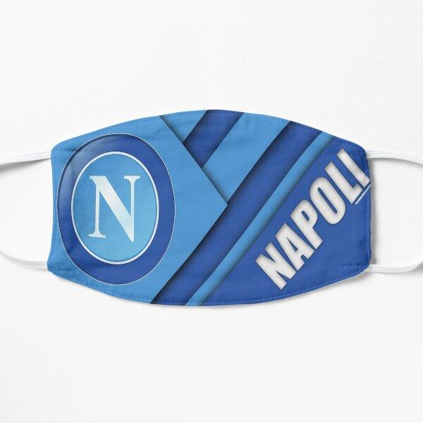 NAPOLI FC Masque sans plis
