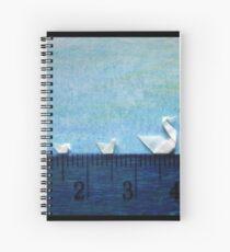 3cm Family Swim Spiral Notebook