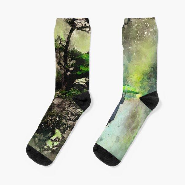 Nature walk Socks