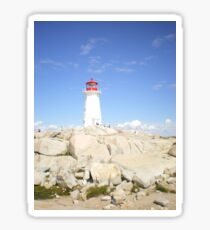 Peggy's cove, Nova Scotia, Canada Sticker
