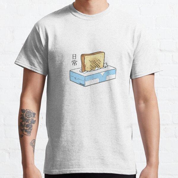 Nichijou - Tissue box Toaster Classic T-Shirt