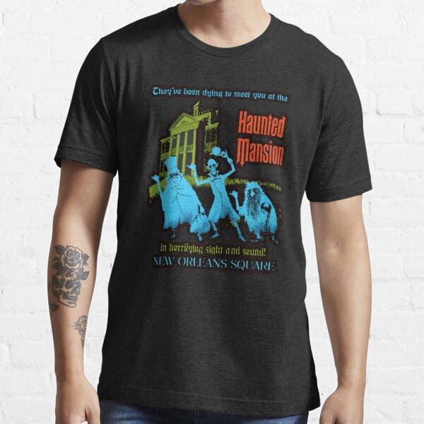 THE HAUNTED MANSION HAT BOX HALLOWEEN SHIRT  Essential T-Shirt