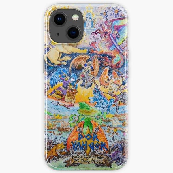 Dor Vahdor: Lost Legends & Sagas of Preflood Earth iPhone Soft Case