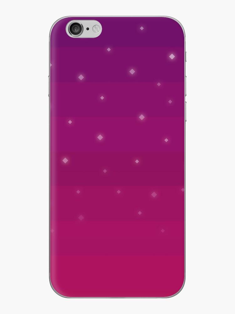 Animal Crossing - Rosa Nachthimmel von Rose Cornelia
