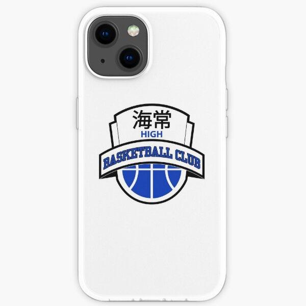 Kaijo High - Basketball Club Logo iPhone Soft Case