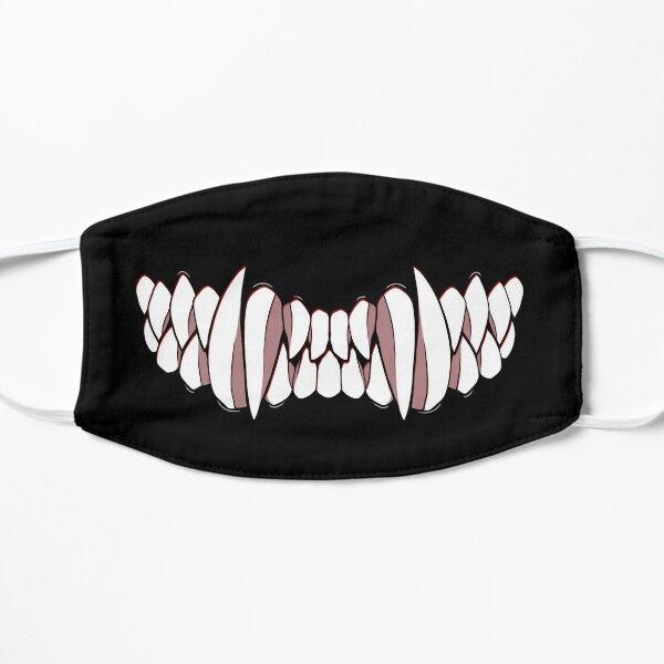 Monster Fangs Teeth Mask Flat Mask