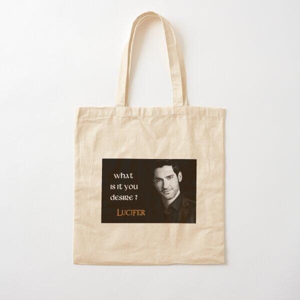Lucifer Morningstar Tote bag classique