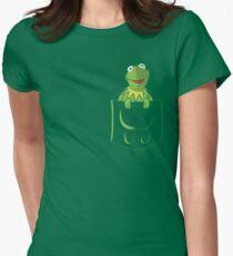 Camiseta entallada para mujer Kermit Pocket - espectáculo de los muppets