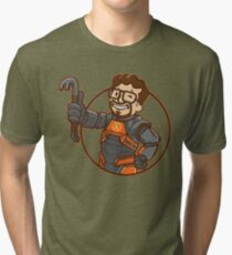 Lambda Boy Tri-blend T-Shirt