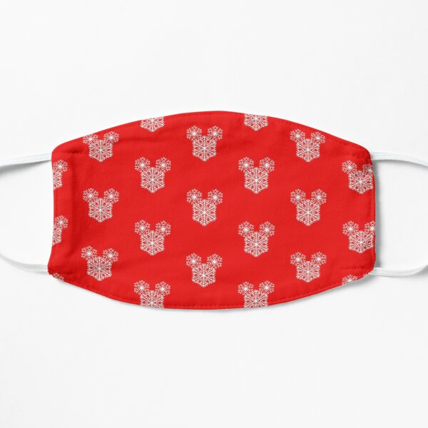 Merry Mouse in Red Flat Mask