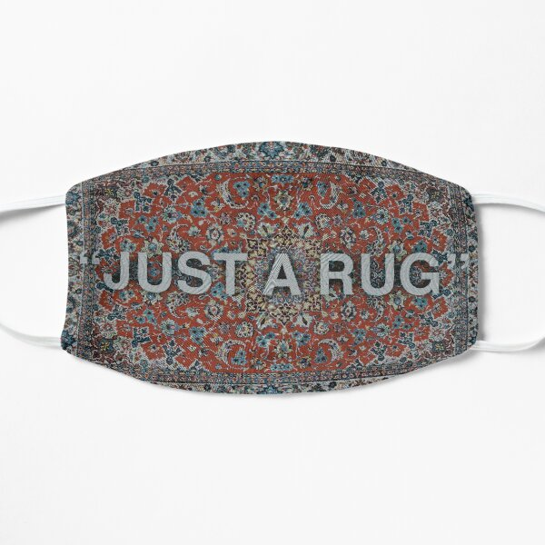 """Just a Rug "" Mask"