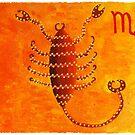 Scorpio Horoscope Zodiac Star Sign by Julie Nicholls