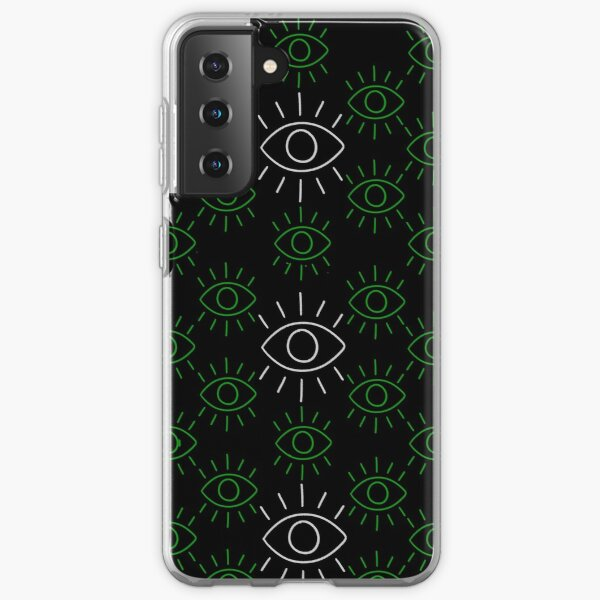 Watching Eyes Samsung Galaxy Soft Case