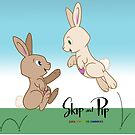 Hop!  by Catherine Dair