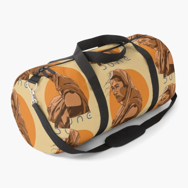 Dunes of Chani (with Title) Duffle Bag