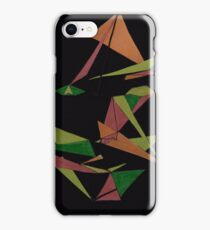 Layer Face iPhone Case/Skin
