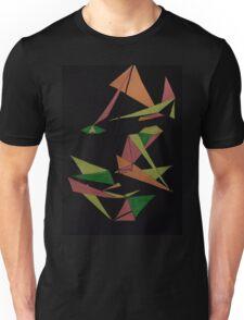 Layer Face Unisex T-Shirt
