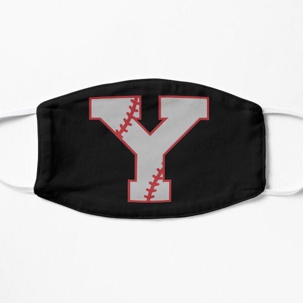 Letter Y Monogram | Baseball Flat Mask