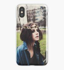 Kaya Scodelario iPhone Case/Skin