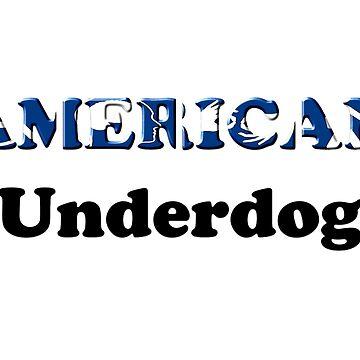 American Underdog - Disabled Yet Empowered by Am-Underdog