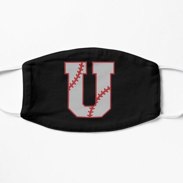 Letter U Monogram | Baseball Flat Mask