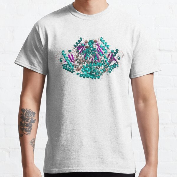 DMT biosynthetic enzyme Classic T-Shirt