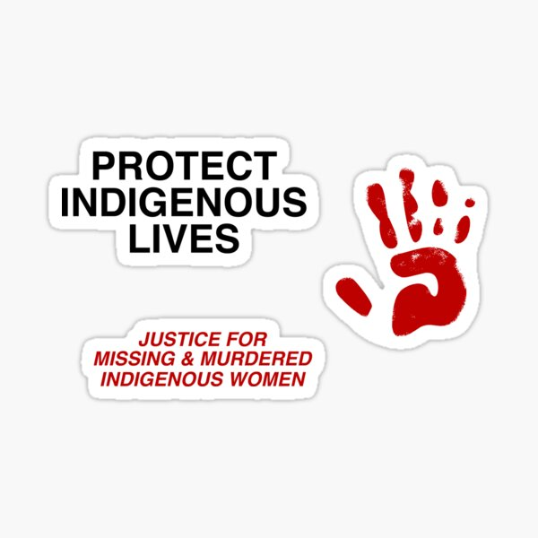 Indigenous Lives Pack Sticker