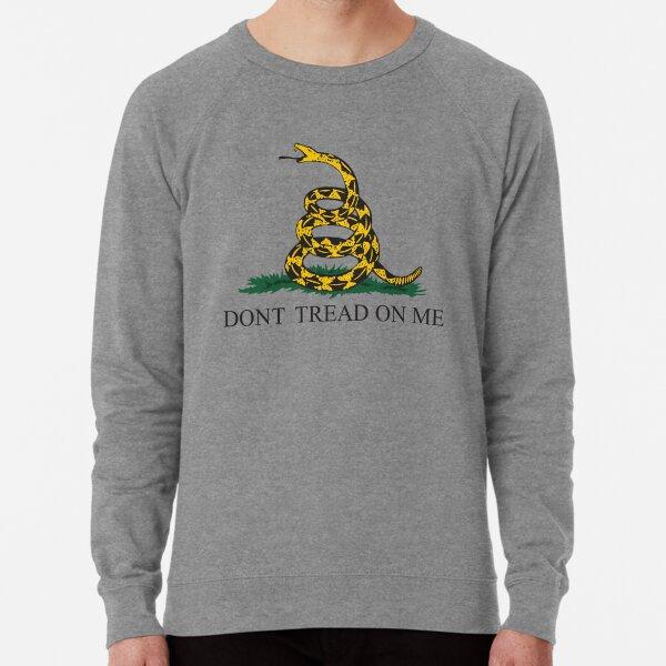 The Gadsden flag Lightweight Sweatshirt