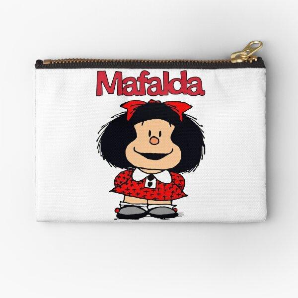 Mafalda Zipper Pouch