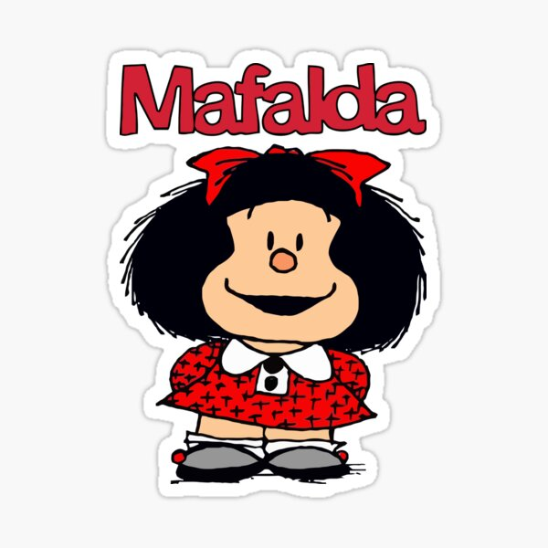 Mafalda Pegatina