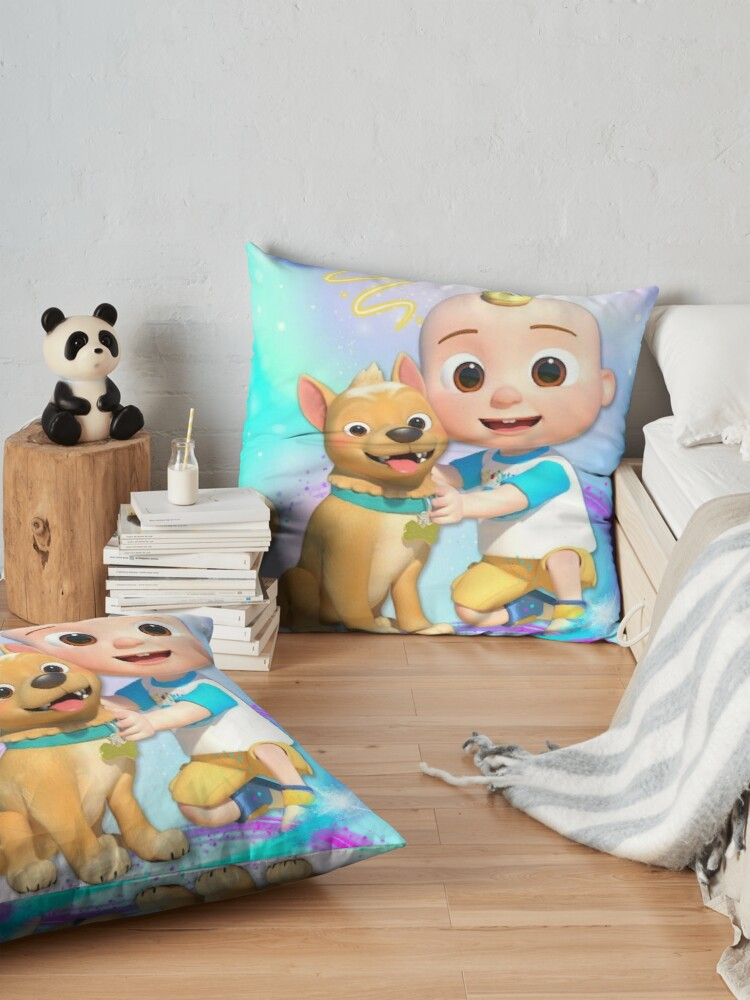 Alternate view of Cocomelon Floor Pillow