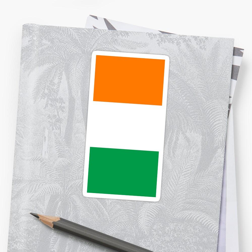 Ireland Flag - Irish T-Shirt by deanworld