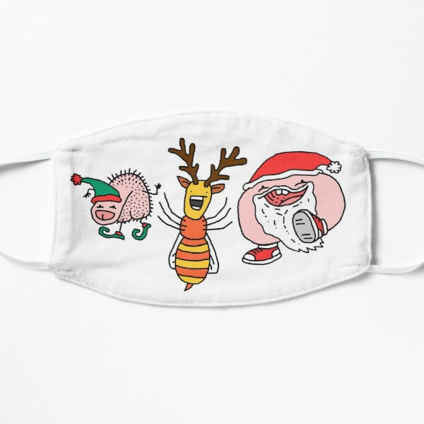 Willy Bum Bum Christmas Small Mask